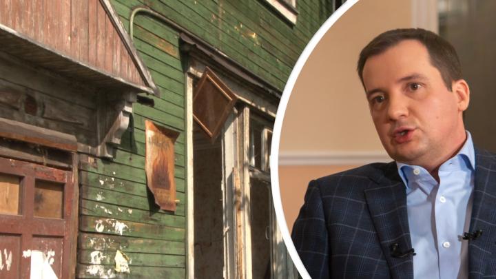 Цыбульский: «Расселение из ветхого аварийного жилья до 2025–2026 гг. в полном объеме». Справится?