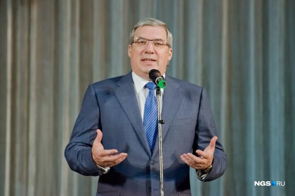 Виктор Толоконский рассказал корреспонденту НГС, что он посоветует новосибирскому губернатору в ближайшее время