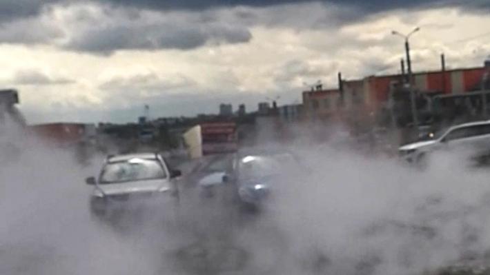 Прокуратура заинтересовалась коммунальным потопом на Свердловском тракте в Челябинске