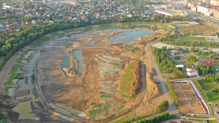 Стало известно, когда в Кашкадан запустят воду и завершат реконструкцию