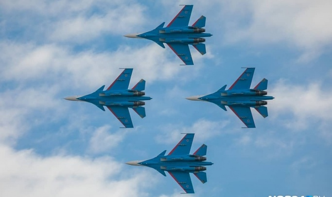 Красноярскому авиаполку передали пять истребителей МиГ-31БМ