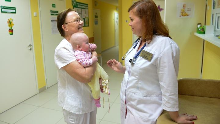 Где в Екатеринбурге будут лечить детей с COVID-19? Публикуем список больниц
