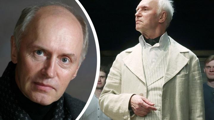 В Москве скончался уральский актер, сыгравший доктора Борменталя. У него был COVID-19