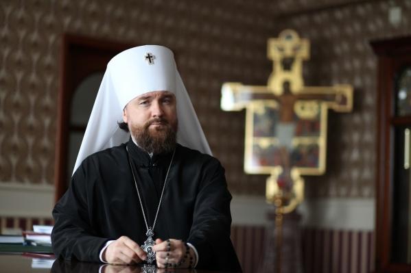 Симптомы болезни проявились у митрополита Григория на прошлой неделе, и до госпитализации он был на самоизоляции
