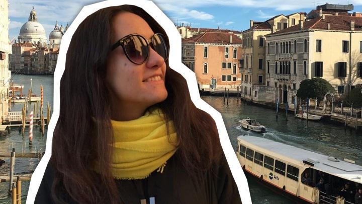 Отказалась возвращаться в Россию: тюменка о ситуации с коронавирусом в Венеции и одной паре перчаток