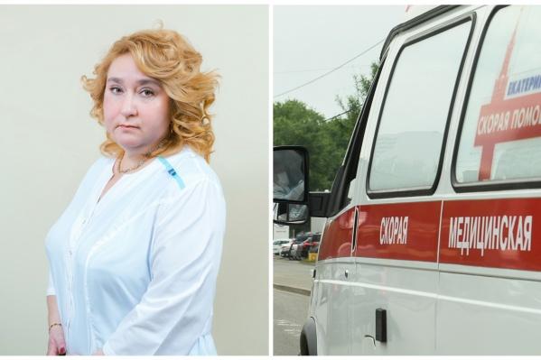 Последнюю неделю Ольга лежала на аппарате ИВЛ
