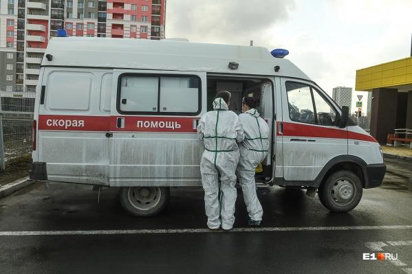 В Свердловской области рекорд по числу заболевших за сутки — 85 человек