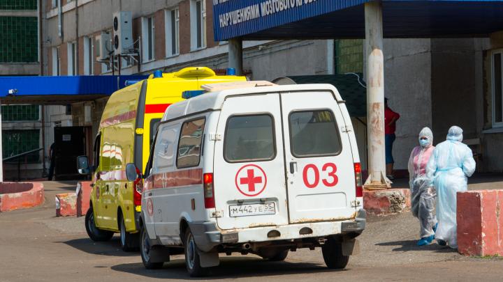 В Омской области коронавирус подтвердился у 158 человек за сутки — больше еще не было