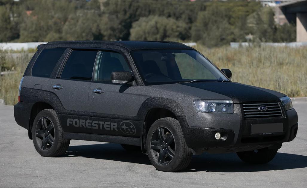 Subaru Forester, 2005 год