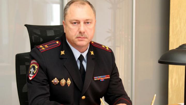 Экс-начальник ГИБДД Павел Ржевский был найден мёртвым в своём кабинете