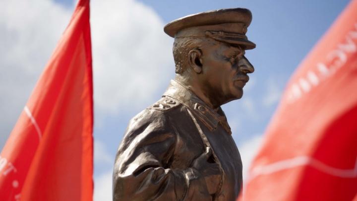 Нижегородца не накажут за установку несогласованного памятника Сталину на Бору