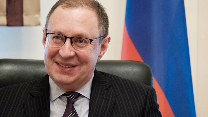 Мэр Перми написал заявление о сложении полномочий