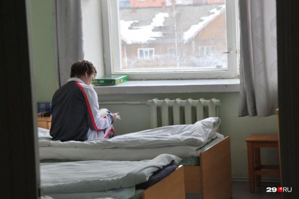 К новогодним каникулам в Архангельской области создают дополнительный запас коек