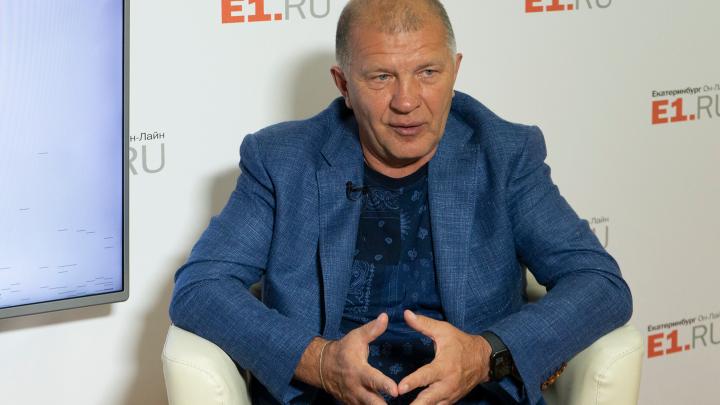 Президент «Урала»: «Играть собираемся до тех пор, пока будет 11 здоровых футболистов»