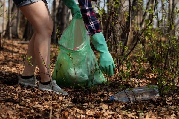 Небезразличным горожанам предложили «накопить» пластик для доброго дела