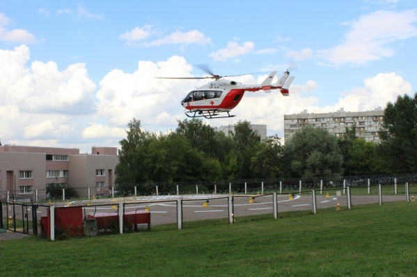 До октября 2020 года власти Кузбасса должны подготовить всю инфраструктуру для вертолётов