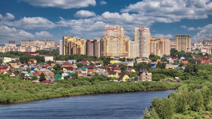 С видом на реку: может ли район ДОК затопить вместе со всеми его новостройками