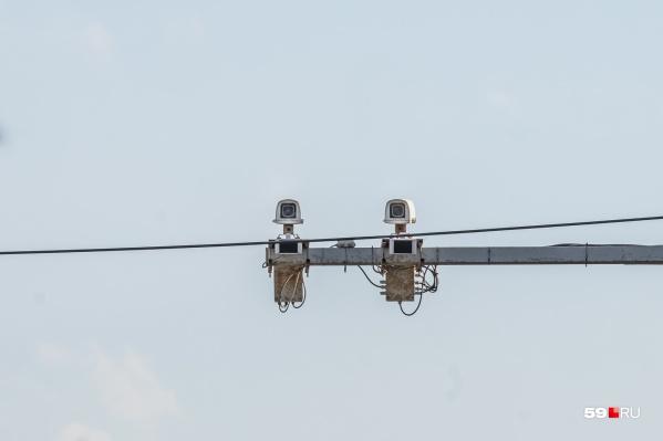 Новые камеры появятся в Индустриальном районе