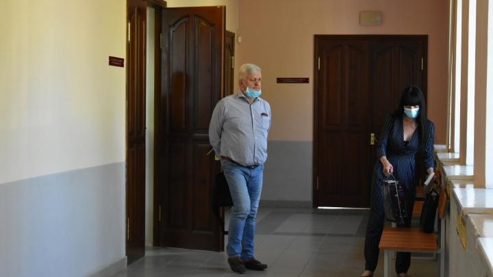 Автомобилист, которого Андрей Косилов обогнал прямо перед ДТП, дал показания в суде