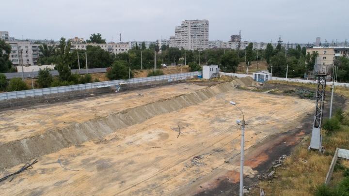 Два миллиона только на проект: спортклуб «Ротор» заплатит за реконструкцию снесённого стадиона «Пищевик»