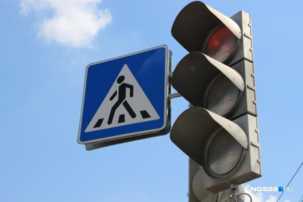 Всего в этом году планируется установить светофоры на 22 участках автодорог