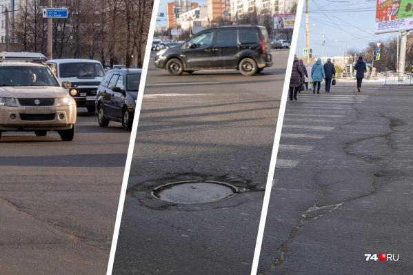 В следующем году дорожники первым делом возьмутся за Комсомольский проспект, Университетскую Набережную, улицы Куйбышева и Черкасскую