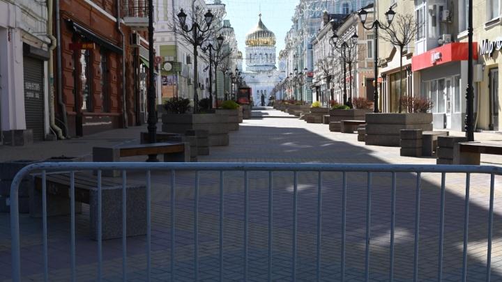 Хроники коронавируса: в Ростовской области до 30 апреля запретили посещать кладбища