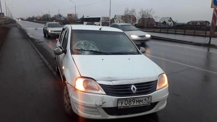 В Омском районе судят мужчину, который сбил на «зебре» девушку — она умерла через 8 месяцев