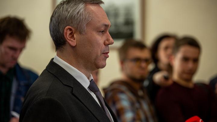 Отменят ли режим самоизоляции? Губернатор рассказал, как будет жить Новосибирск после 11 мая (расшифровка)