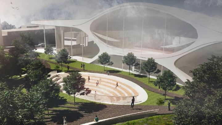 С оркестровой ямой и залом-трансформером: представлен обновленный проект Свердловской филармонии