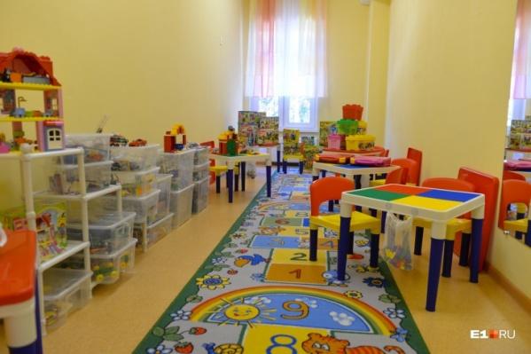 Разрешение открыть дежурные группы получили только муниципальные садики и частные учреждения с образовательной лицензией и собственным медкабинетом