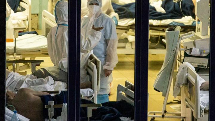 В Новосибирске от коронавируса умер 36-летний мужчина
