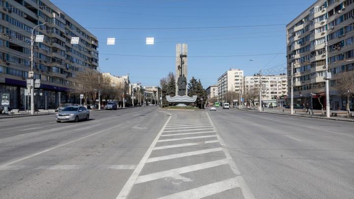 В Волгоград пришло тепло +18°С