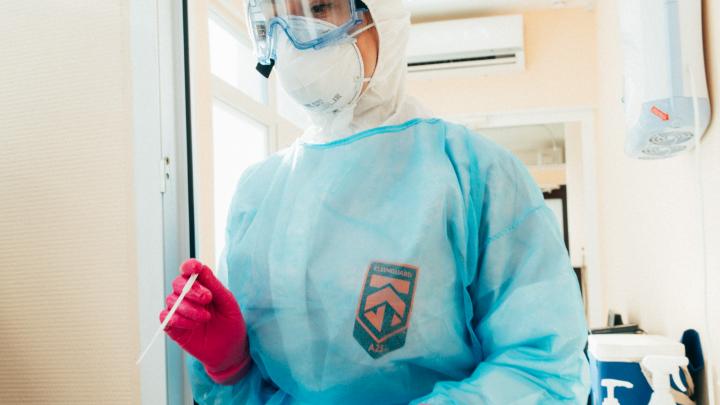 Число заболевших COVID в Самарской области достигло 2118 человек
