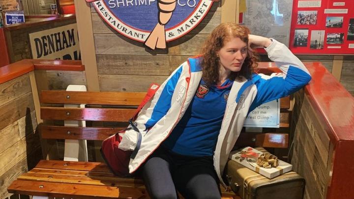 «Разобрала вещи и мощно отоспалась»: как архангелогородка после соревнований в США села на карантин