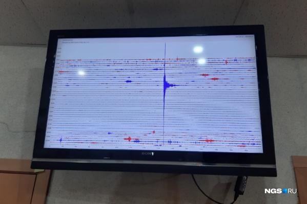 Новосибирцы почувствовали подземные толчки землетрясения на Кузбассе