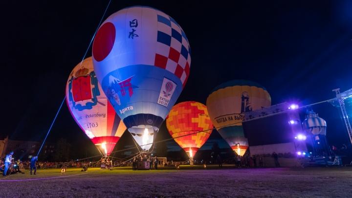 В Кунгуре из-за пандемии коронавируса в этом году отменили фестиваль «Небесная ярмарка»