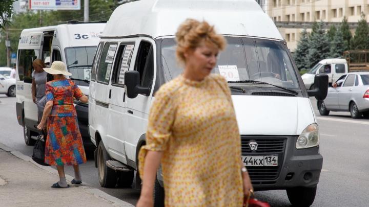 Желающих не нашлось: в Волгограде не нашли перевозчика на маршрут № 22