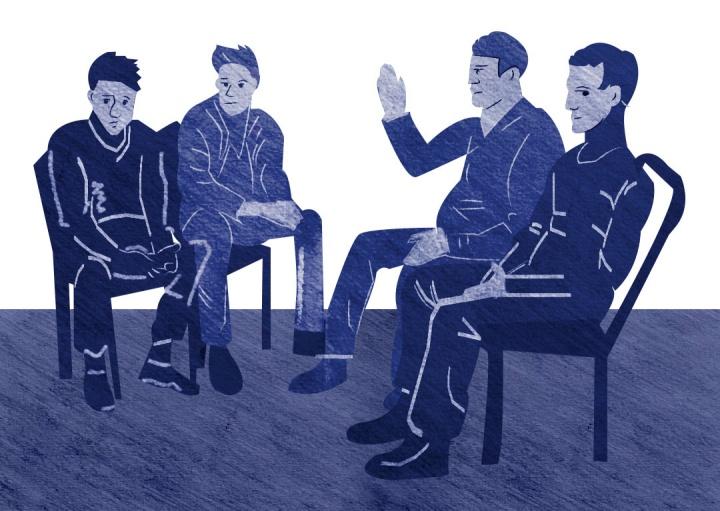 """Валерий посещает группу уже <nobr class=""""_"""">4 года</nobr>, и это помогает ему жить дальше"""