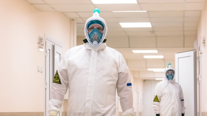 В оперштабе России подтвердили 24 случая COVID-19 в Архангельской области