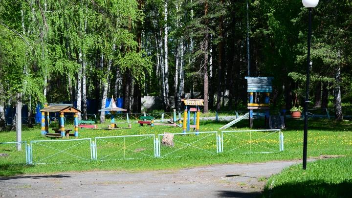 Екатеринбургские дети смогут уехать в загородные лагеря 2 июля