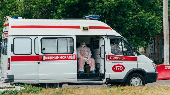 Знаменский пал: в Омской области не осталось ни одного района без коронавируса