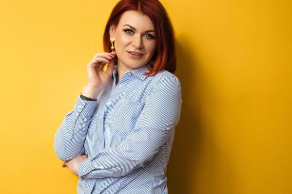 Ольга Исакова успевает не только вести бизнес, но и воспитывать двоих детей
