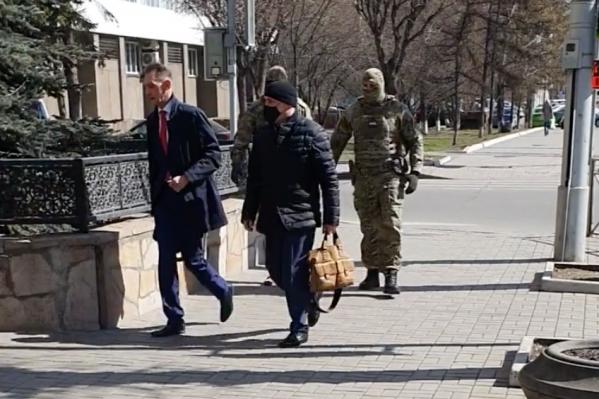 Алексея Талюка арестовали на 2 месяца