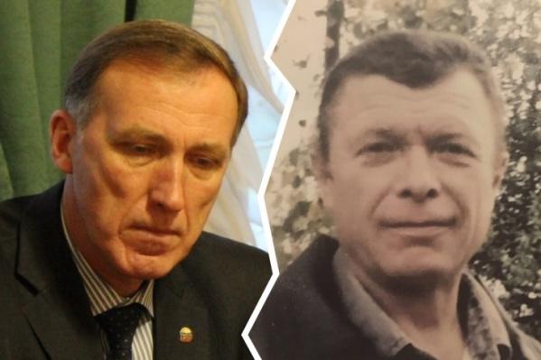 Суд признал бывшего депутата (на фото слева) виновным в убийстве