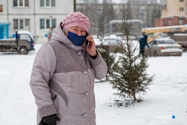 Пенсионеры в Кузбассе вынуждены сидеть дома с 14 сентября