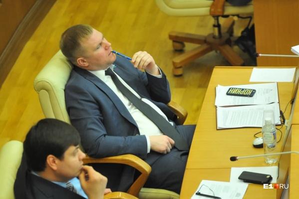 Александр Коркин пропускает заседание суда уже второй раз