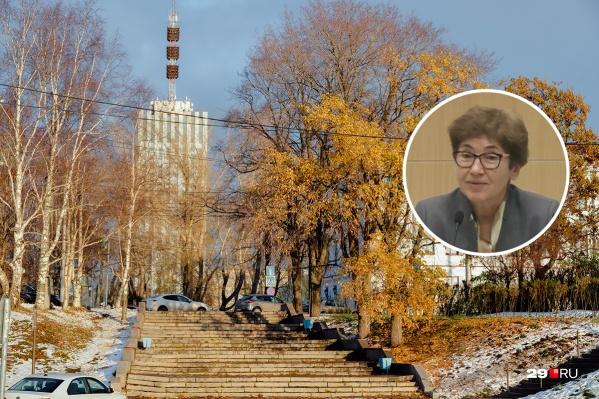 В эфире «Эха Москвы» Наталья Зубаревич сказала, что боится за Архангельскую область