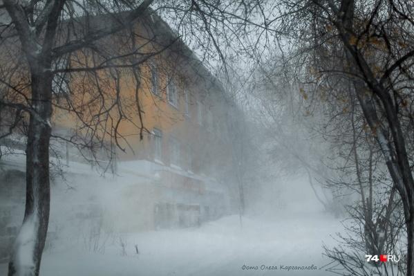 Ветер всё тише, снегопад всё меньше — в Югру идет похолодание