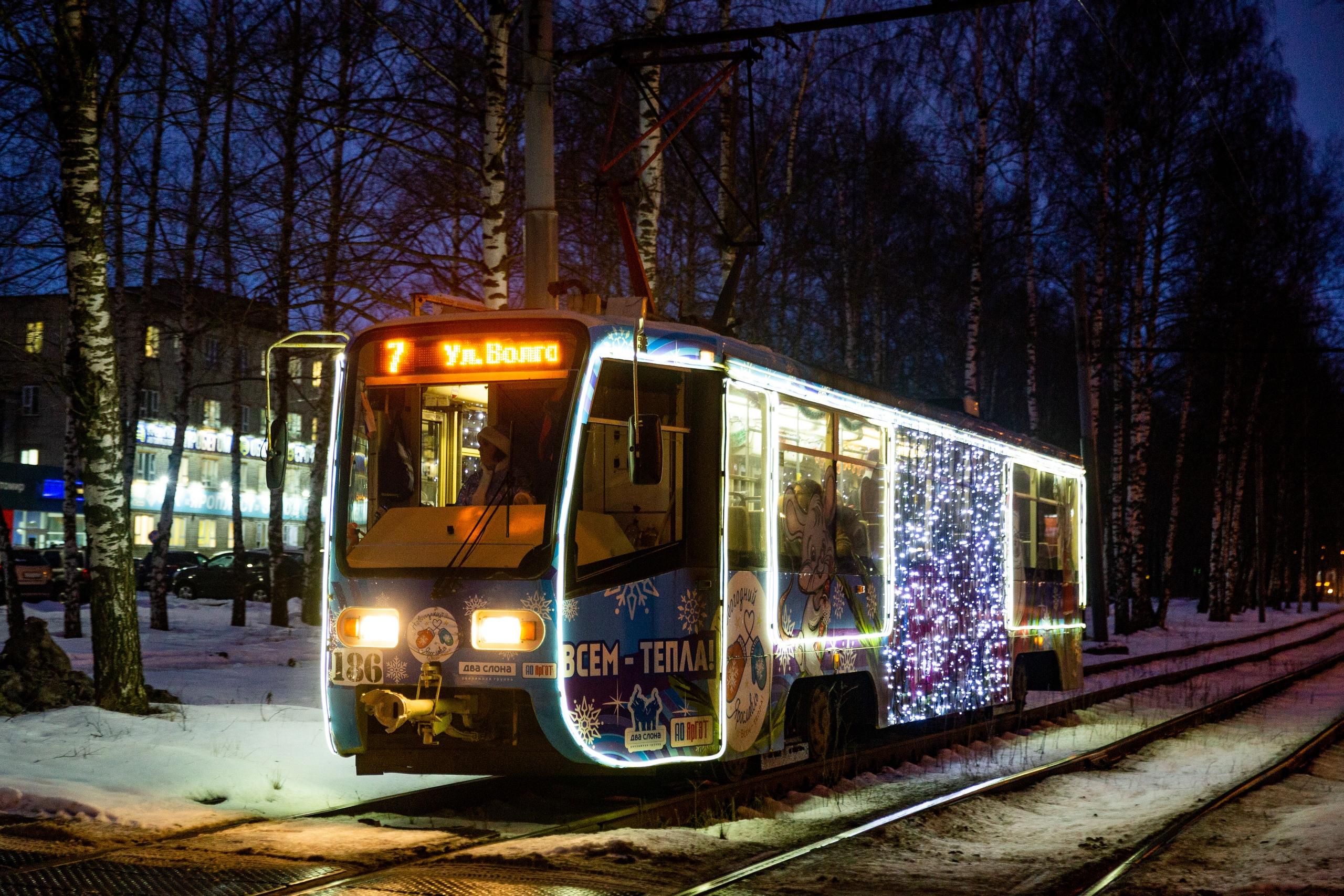 По Ярославлю запускают экскурсионный трамвай